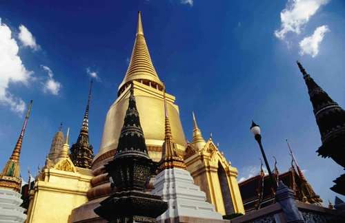 Wat Phra Kaew (The Temple of the Emerald Buddha)