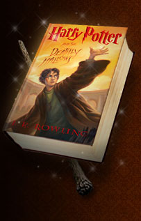 Harry Potter and the Deathly Hallows, by J. K. Rowling