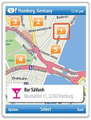Image de Géolocalisation par Yahoo! OnePlace