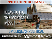 View the Yahoo!   News Election coverage of The Republicans: Up Close & Political