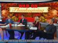 Fox News ridiculed over 'War on Thanksgiving' segment