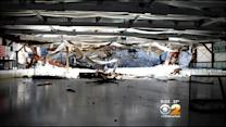 Roof Of Massachusetts Ice Rink Collapses