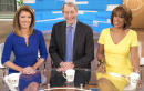 Gayle King, Norah O'Donnell Kick Off 'CBS This Morning' With Frank Talk About Charlie Rose