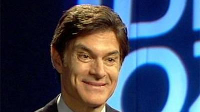 Dr. Oz's Most Inspiring Quote?