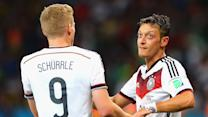 Should Germany fear France after close victories?