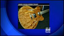 Thieves Steal Musical Instruments From Chicago Band