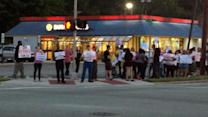 Fast-food strikes hit cities nationwide