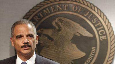 In historic vote, House holds Holder in contempt