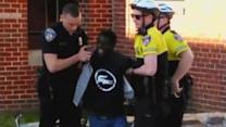 Freddie Gray's Death Sparks Protests