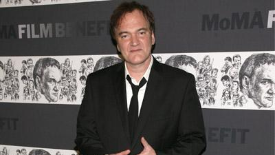 Tarantino honored in NYC