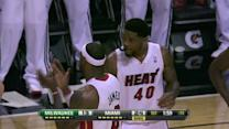 Haslem Becomes Heat Rebounding Leader