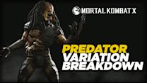 Predator Official Variation Breakdown - Mortal Kombat X