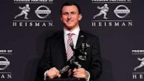 Can Manziel win Heisman twice?