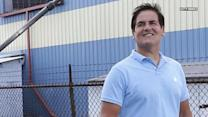 Mark Cuban's new hints about wanting the Vice Presidentia...