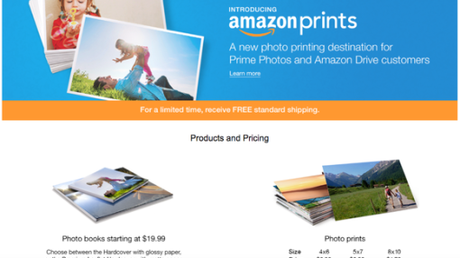 Shutterfly Can't Ignore Amazon.com's New Threat