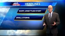 Watch Joe Calhoun's forecast for details