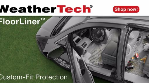 Protect Your Vehicle With WeatherTech®