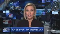 The week ahead: Apple announcement Wednesday