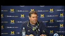 Brady Hoke doesn't give day to day updates