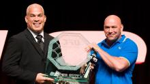 Tito Ortiz and Dana White Buried the Hatchet Following Retirement Bout
