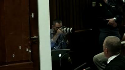 Pistorius Cries During Final Cross-Examination