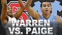 Epic Battle Between UNC's Marcus Paige & NC State's T.J. Warren