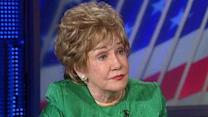 Elizabeth Dole raising awareness for military caregivers