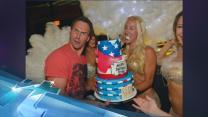 Ryan Lochte Takes His Talents to Las Vegas to Celebrate His 29th Birthday