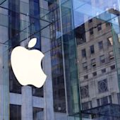 iPhone sales plummeted, but Apple Music saved the day