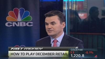 Holiday retailers lag: Pro