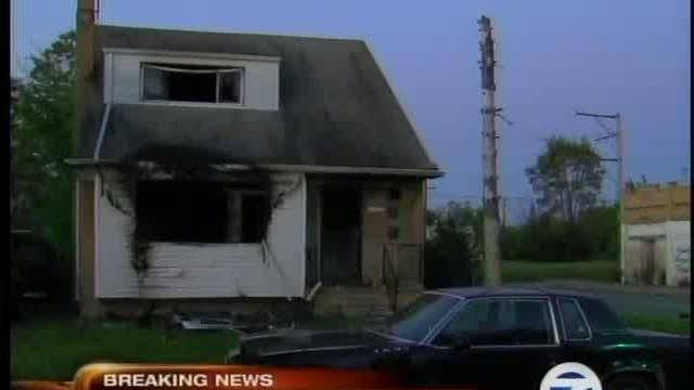 Two bodies discovered in Detroit house fire