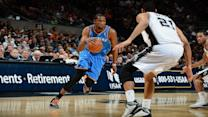 Oklahoma City Thunder vs. San Antonio Spurs - Head-to-Head