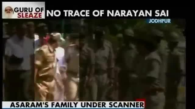 Asaram to appear in Gandhinagar court over sexual harassment case, no trace of Narayan Sai