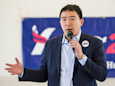 A former employee of Andrew Yang claimed he abruptly fired her because she got married and he thought she'd stop 'working as hard'