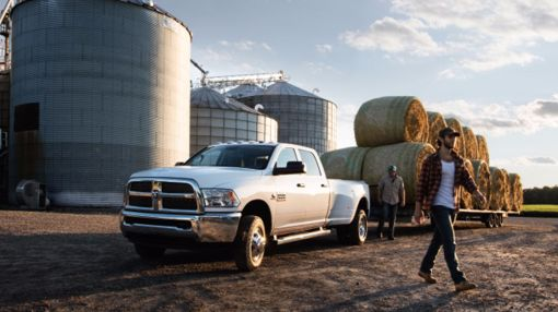 Ram Trucks take the heat