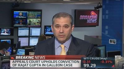 Rajat Gupta appeal denied