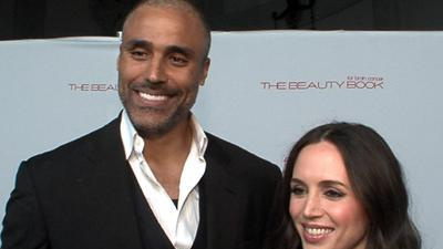 Eliza Dushku And Rick Fox Share Their 2011 Holiday Plans