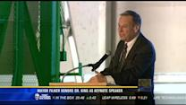 Mayor Filner honors Dr. King as keynote speaker