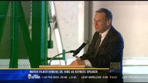 Mayor Filner honors Dr. King as keynote speaker