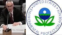 EPA accused of targeting conservatives amid IRS scandal