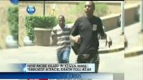 3 Of Suspected Kenya Mall Gunmen From U.S.