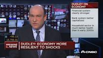 Dudley: Key sectors of US economy in good shape