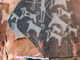 Earliest Known Images of Dogs Reveal Origins of Their Bond With Humans