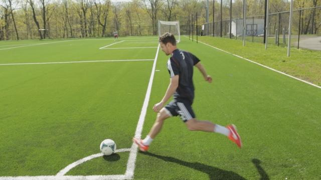 Mansome 199: NAILING THE PERFECT CORNER KICK