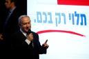 Netanyahu announces plans for 3,000 new settler homes near East Jerusalem