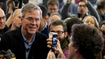 Jeb Bush's surprising response to reporter