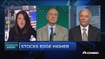 Rising rate stock picks
