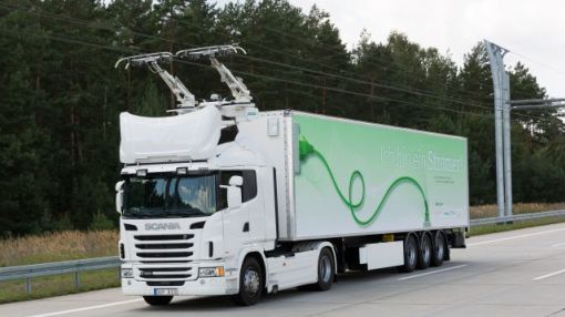 Siemens says it can power unlimited-range electric trucks using a 150-year-old technology