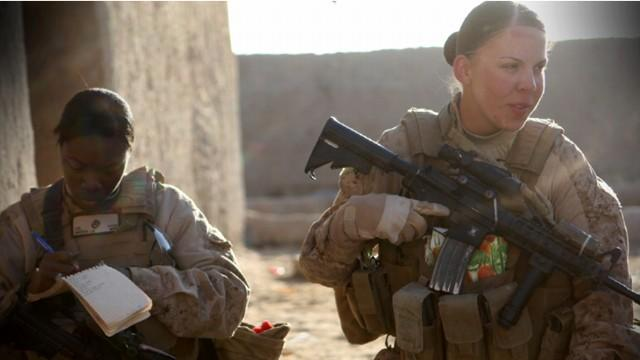 Former Marine Corps General: Women in combat long overdue