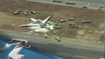 SEOUL Breaking News: Plane Crashes While Landing In San Francisco